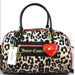 Juicy Couture Weekender Clashing Hearts